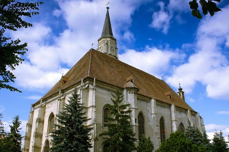 napoca: Catholic Cathedral in Cluj Napoca, Romania