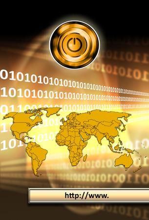 worldwide web: El concepto de Internet de la World Wide Web