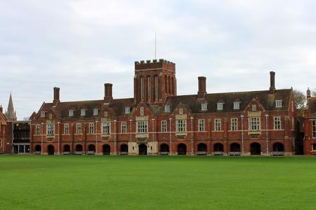 Eastbourne college building