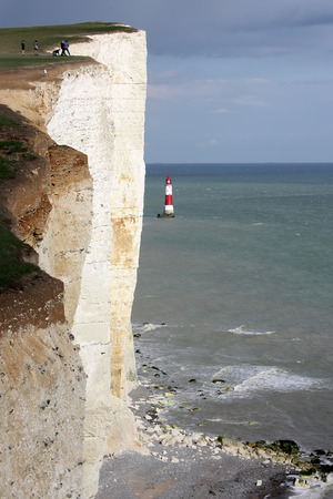 sussex: Lighthouse in East Sussex, United Kingdom