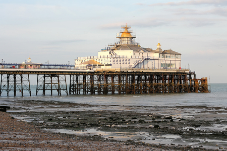 Eastbourne pier, England Stock Photo