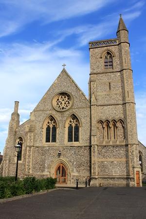 Church in Eastbourne, United Kingdom
