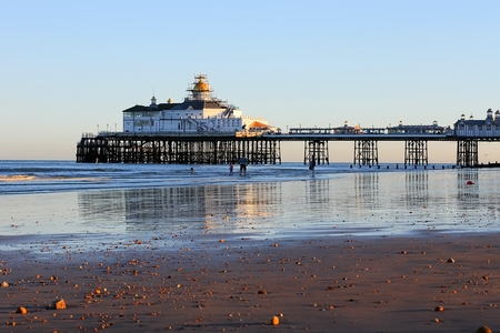 seafronts: Eastbourne Pier in UK