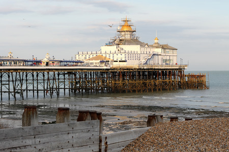 The Pier from Eastbourne United Kingdom