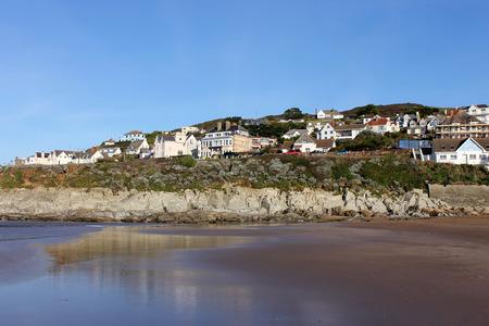 Woolacombe beach from North Devon