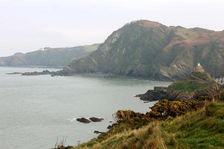Coastline near Ilfracombe, Devon