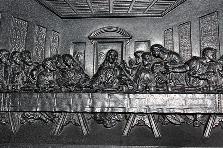 The last supper, somewhere in Arundel