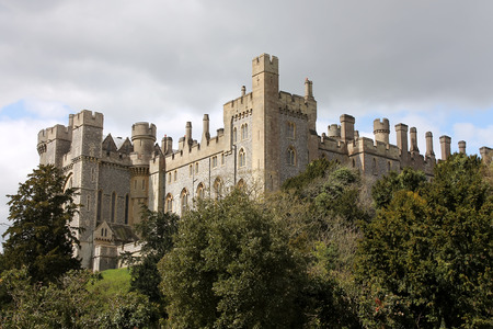 Fortified construction, Arundel Castle Editorial
