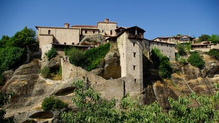 monasteri: Monasteri di Meteora, Grecia