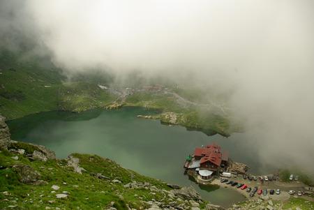 fagaras: Balea lago e chalet in montagna Fagaras Romania