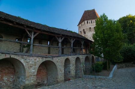 Medieval fortress of Sighisoara