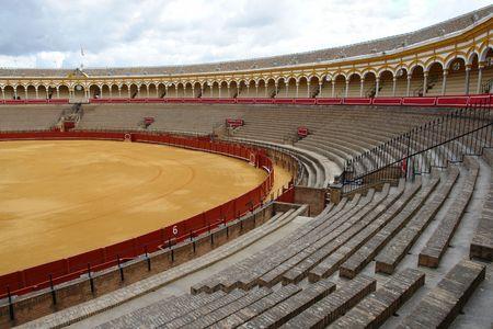 sevilla: De arena in Sevilla, Spanje