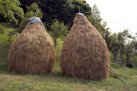 haystacks: Two Haystacks