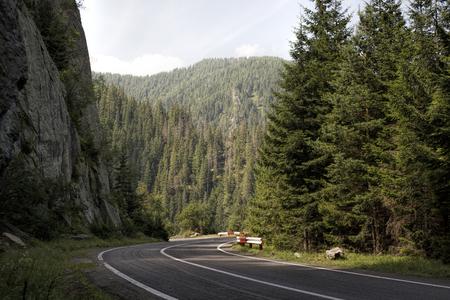 transfagarasan: Transfagarasan Road