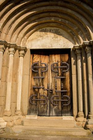 fortify: Gate at Cisnadioara