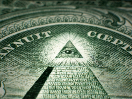 Image result for pictures of the $US all seeing eye