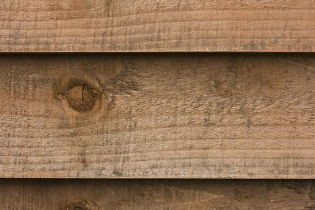 fence panel: close up of a wooden fence panel