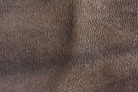 brown leather texture background Stock Photo - 7967264