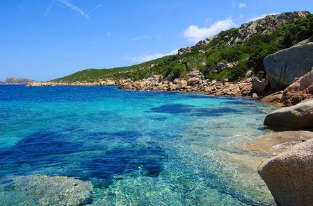 Sea of Capo dOrso (Palau)