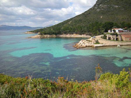 golfo: Cala Moresca - Golfo Aranci bay