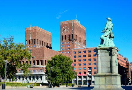 norge: Oslo City Hall