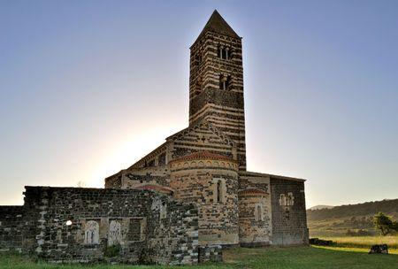 Saccargia Church - Sardinia Italy