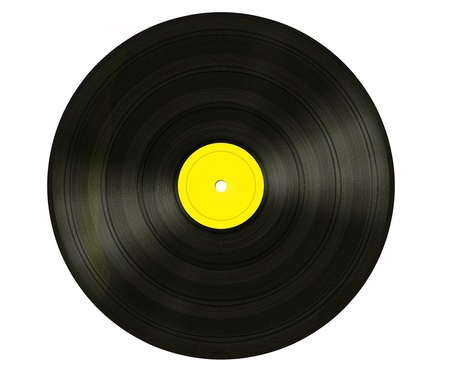 vinyl yellow