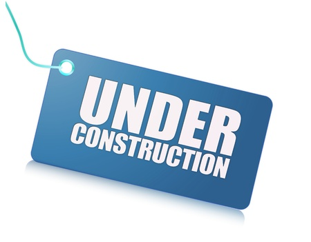 construction icons: under construction