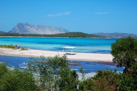 Sardinia beach Lu Impostu