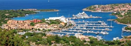 Porto Cervo Harbor - Sardinia