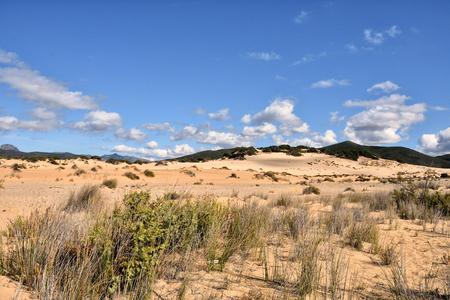 Dune of Piscinas - Sardinia - Italy