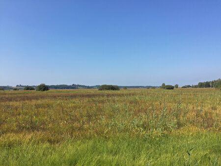 Landscape in the region of krysuvik