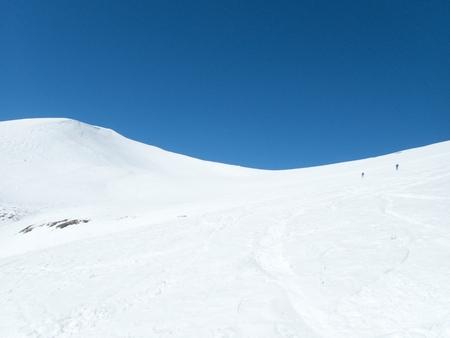 a beautiful winter skiins season in sar planina mountains in macedonia Reklamní fotografie - 119582009