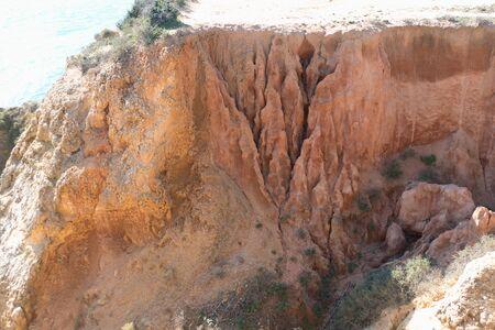 famous beautiful sea caves of portugal algarve coast of atlantic ocean
