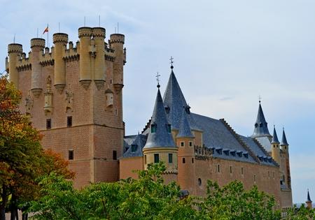 segovia: Spain Segovia Real Alcazar