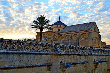 invading: Cordoba is a city in Andalusia southern Spain. The old town contains numerous architectural reminders of when Cordoba was the capital of Hispanic Ulterior during the Roman Empire. It was conquered by invading Islamic armies in the eighth century. It then