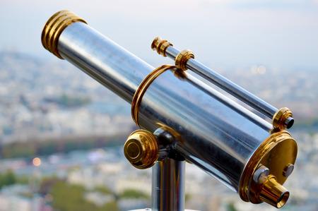 Telescope Eiffel Tower photo