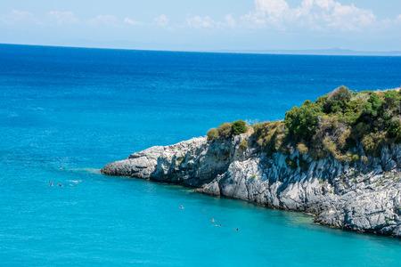 zakynthos: Coastline of Zakynthos, Greece