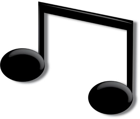 this image shows a music tone