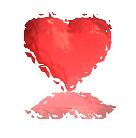 heartsickness: melting heart