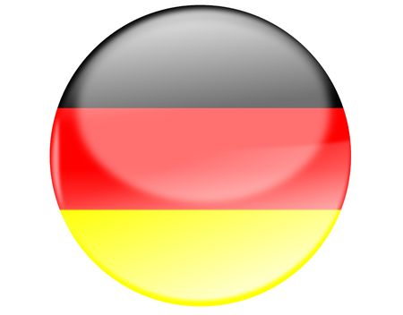 aqua button germany as a translation symbol for websites