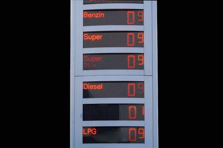 precios del gas