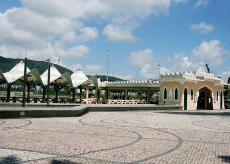 macau landscape photo