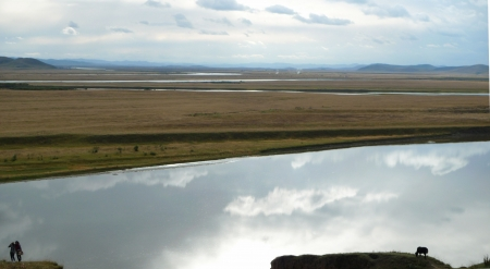 plateau: plateau scenery