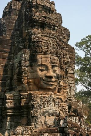 캄보디아의 앙코르 와트 스톡 콘텐츠