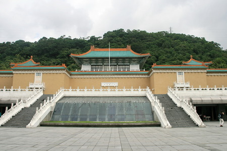 national palace museum in taipei,taiwan