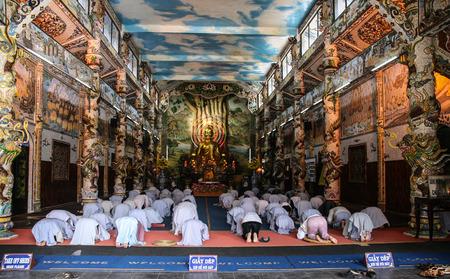 breach: the breach in a temple in vietnam Editorial