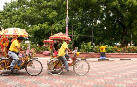 drivers: the drivers in Malacca, malaysia