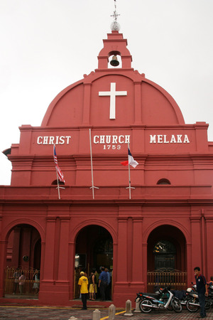 preach: the church in red house, Malacca, malaysia