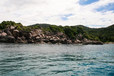 pulau: Landscape of Pulau Redang, Malaysia